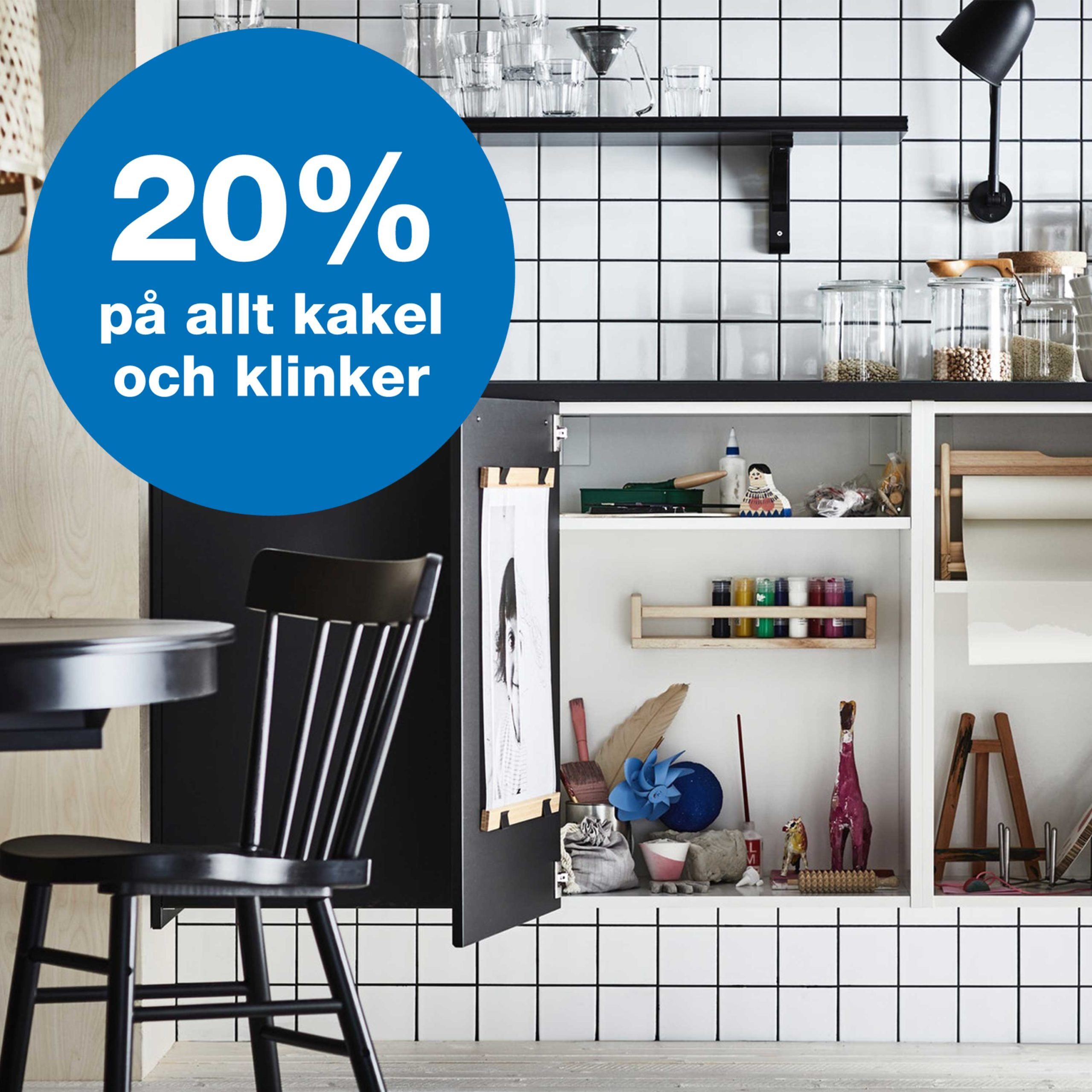 Konradssons Kakel Ikea Family